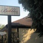 Bubbles Wine Bar, Monterey, Ca