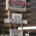 RIBs, we want to go back for the ribs!!