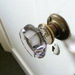 Loved the door handles!