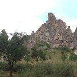 Impressive caves!
