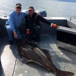 71 inch 188 pound Halibut.