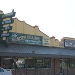 The Glacier Village Restaurant- East Glacier