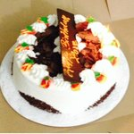 Rum Cake - 3 layer chocolate cake, 2 layer yellow cake, whipping and also one layer of custard c
