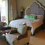 Oceanview Deluxe King room