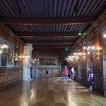 Lovely interior of Castle