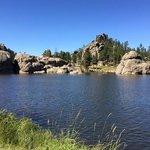 Syylvan Lake on a beautiful day!