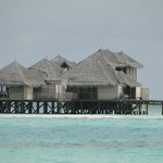 Water Villas at Paradise Island and Resorts, Maldives
