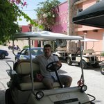 Golf carts for rent