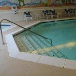 Indoors Pool / Hot Tub