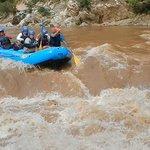 Rafting el Chagres