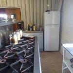 Chalet Kitchen Stove