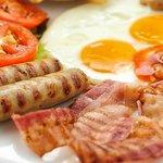 english breakfast at Nikitas