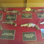 American Firearms Museum, Winchester Mystery House, San Jose, Ca