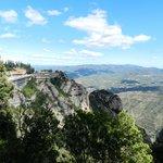 Вид с горы Монсеррат