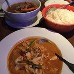 Leckeres Curry!