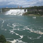 Niagara Falls on 17th July 2014