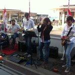 un groupe pour la fête de la musique