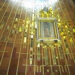 Recorrido privado interno en la Basilica para obsevar la imagen  de la virgen de Guadalupe.