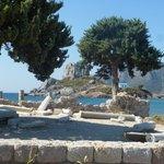 Kefalos- Agios Stefanos beach
