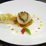 atlantic scallop for my dinner