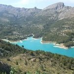 nogmaals het drinkwater meer in de bergen