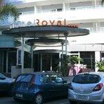 ingang hotel