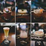 Six different drinks we tried...all of them INCREDIBLE.