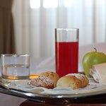 Hotel Nuvò: Room Service