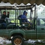 Jungle Jeep Safari at Kabini