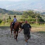 Si va a cavallo!!!!