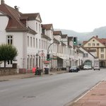 Bad Karlshafen, street view