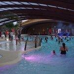 le mercredi soir : Pool Party dans la piscine, DJ, music, lumiére et jeux