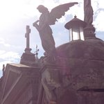 Ornate statues