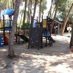 zona recreativa para niños y miniclub