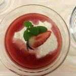 Ricecream Dessert