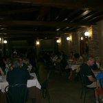 Dining Room of Corno Rosso