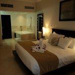 Presidential Suite room.