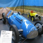 A Talbot Monopiece GP from 1938.