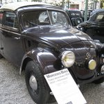 A 'Bettle' before the VW version was designed!
