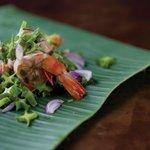 Signature dish at KOH Thai Kitchen