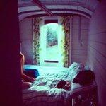 railway carriage bedroom
