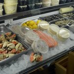 seafood cabinet