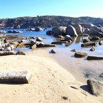 spiaggia Colonne Romane