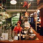 Havana Tapas bar interior