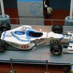 Stewart F1 car