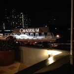 Hotels own shuttle boat