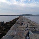 rocky walk to the light
