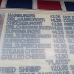 Other sandwich prices