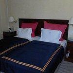 Doppelbett einer Regenten Suite