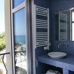 Salle de bain chambre Supérieure Vue Océan
